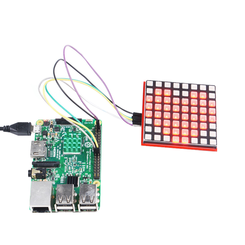 Strange Raspberry Pi Rpi Rgb Led Matrix Module Met 74Hc595 Chip Wiring Digital Resources Inamasemecshebarightsorg
