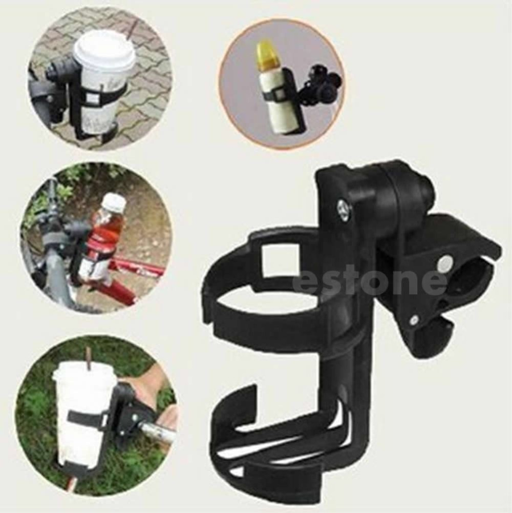 QILEJVS Motorcycle Bicycle Beverage Water Bottle Cage Drink Cup Holder Quick Release Bike Accesorios 18