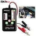 Universal Automotive Lambda Sensor Tester EM272 Wires Sensors Durable ABS Enclosure Sensor Simulator Tester