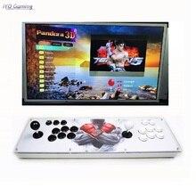Коробка 10 3D Pandora ключ игровой автомат с печатной платы 2 игрока домашнего использования контроллер 2263 игры ретро машина для видеоигр