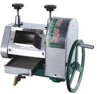 2 шт./лот из нержавеющей стали сахарного тростника соковыжималка машина, руководство сока сахарного тростника машина
