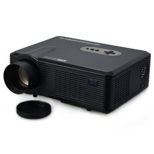 Original Blanco CL720D LED Proyector 3000 Lúmenes 1280*800 HD LCD Proyector Digital Interfaz de TV Para El Cine En Casa Entretenimiento