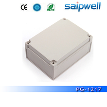 2014 new best hot sale IP66 PC electronic enclosure box DS-PG-1217 125*175*55mm High quality Saip