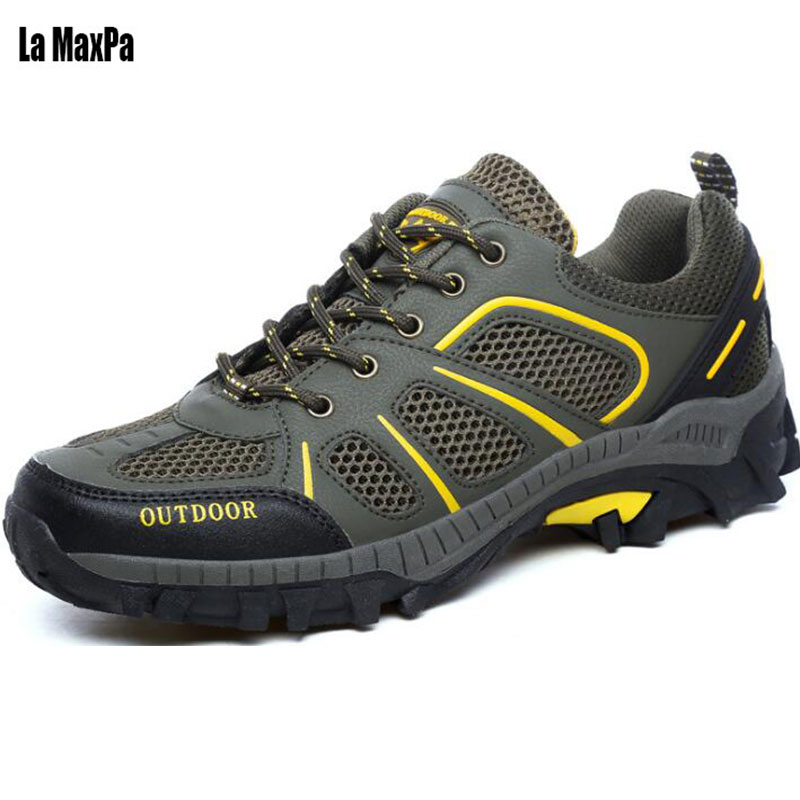 Running Shoes For Men Sneakers Summer Breathable Unisex Walking Shoes Women Outdoor Sport Shoe Shose 2018 Couple Trail New