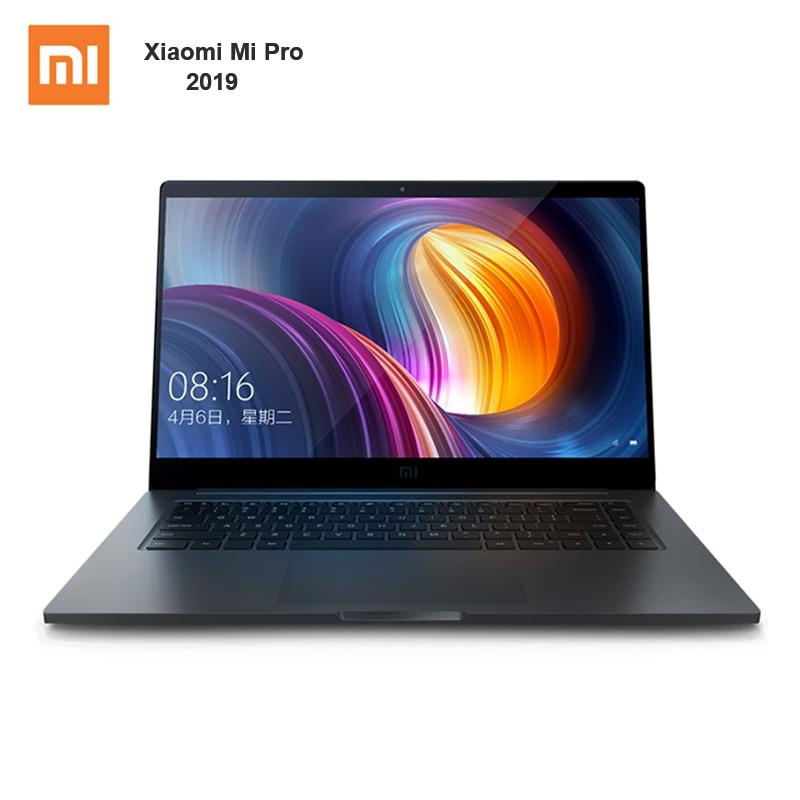 Xiao mi mi pro 2019 Del computer Portatile Da 15.6 pollici 8g/16g ram 256GB Finestre 10 intel core i7-8550U Quad Core 1920x1080 di Impronte Digitali Notebook