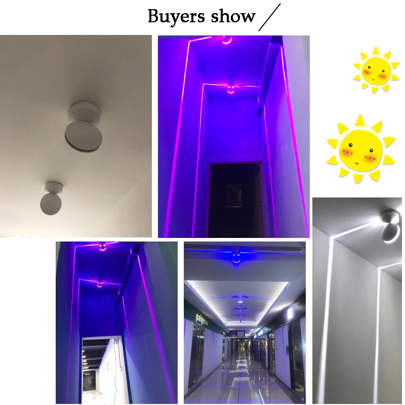 HTB1b80qSCzqK1RjSZFpq6ykSXXaa Modern LED Ceiling Light RGB Dimmable wall Light indoor Lighting balcony Bedroom KTV hotel corridor Surface Mount Remote Control