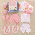 18 piece Summer Newborn Baby Girl Clothes100% Cotton  Baby Boy Cute Character Baby Boy Sets Clothes