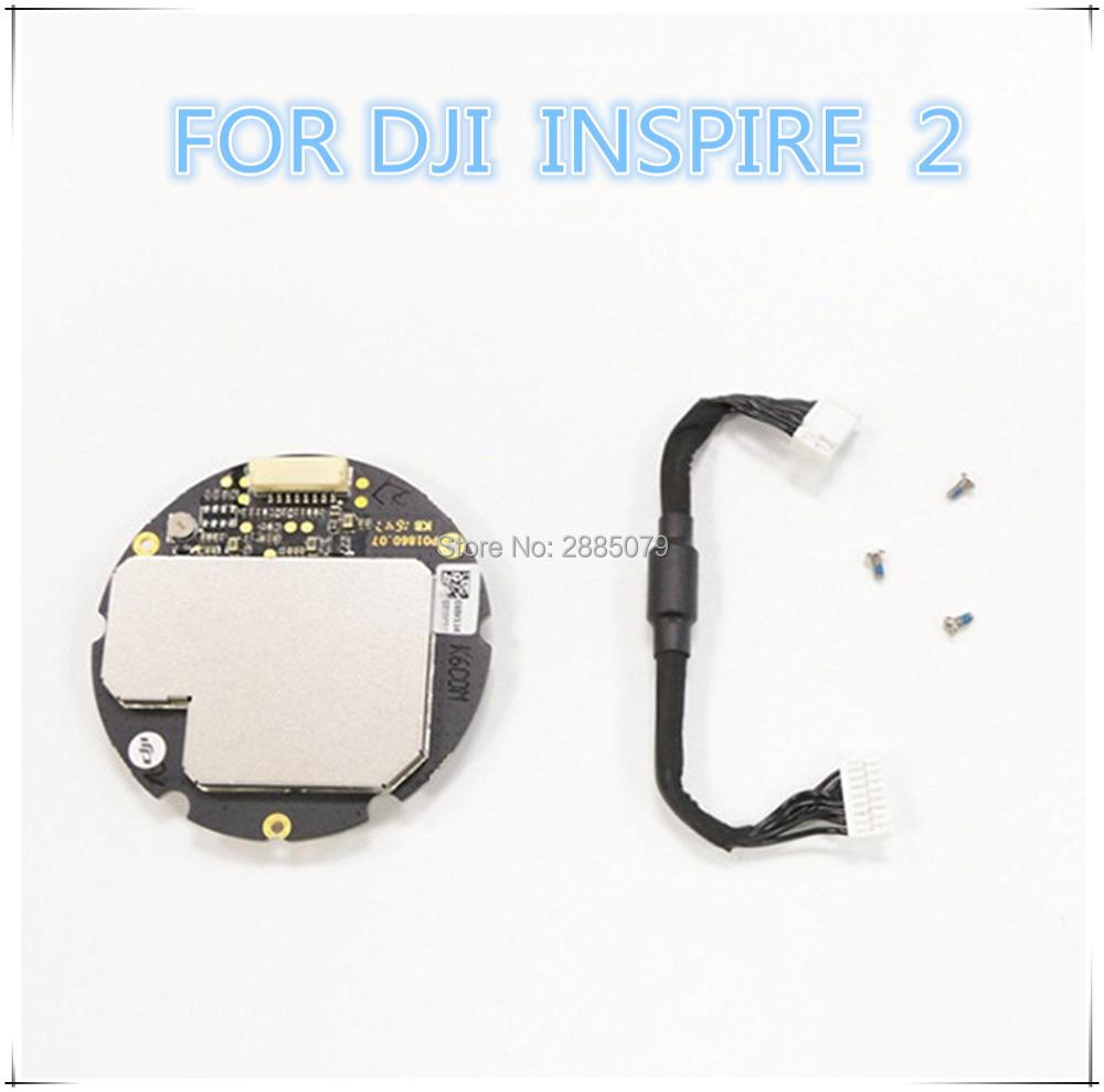 Replacement Accessories for DJI Inspire 2 GPS NO5 GPS Module Parts 100 Genuine Spare Parts
