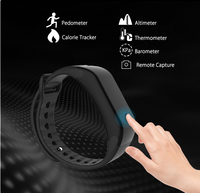 New X7 Heart Rate Smart Band Touch Screen Waterproof Swim Wristbands Fitness Tracker Heart Rate Monitor