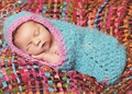 free shipping, newborn Crochet sleeping bag,baby cocoon Sleepsacks  0-6 monthes Photography Prop