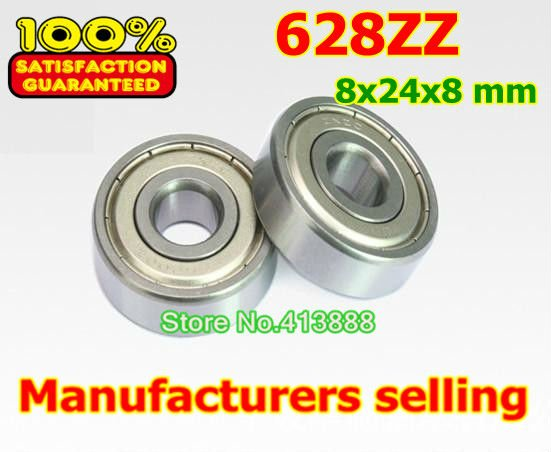 S605zz 605zz 440c Stainless Steel Metal Ball Bearing 5x14x5 mm 2 PCS