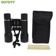 OOTDTY 40x60 Бинокулярные полевые очки Отличные ручные Телескопы для охоты HD мощный бинокль телескоп дропшиппинг