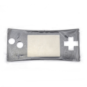 Image 2 - Replacement Front Shell Faceplate Housing Case Cover Panel for G ameboy Micro