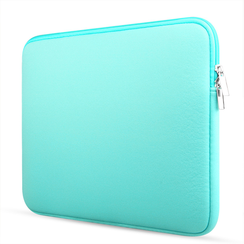"2017 Soft Laptop Sleeve Case For Notebook Computer 11.6"" 13.3"" 14"" 15.4"" sleeve case For Macbook Air Pro 2"
