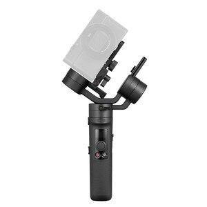 Image 2 - ZHIYUN Crane M2 Gimbals 3 osi dla smartfonów telefon bezlusterkowiec aparatów kompaktowych New Arrival 500g ręczny stabilizator