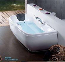 Saia direita fibra de vidro acrílico banheira hidromassagem hidromassagem bocais banheira spary jatos spa rs6145