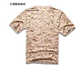 Taktyczne wojskowe t-shirt mężczyźni armia cyfrowy ACU pustyni vacantly bawełniana koszulka z krótkim rękawem kolor na zewnątrz CS taktyczne koszulka tanie i dobre opinie Cotton Pasuje prawda na wymiar weź swój normalny rozmiar t shirt M L XL XXL jungle camouflage ACU digital camouflage desert fans