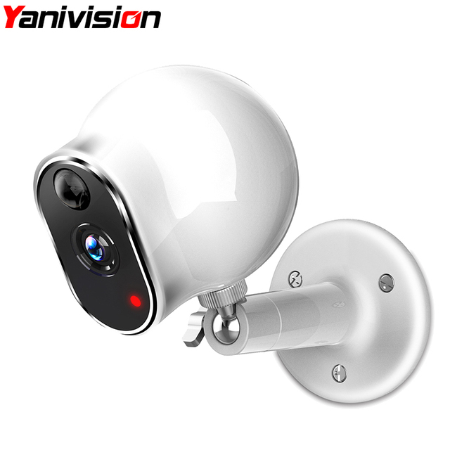 YANIVISION Wire Free Wireless Battery IP Cam 960P HD Weatherproof ...