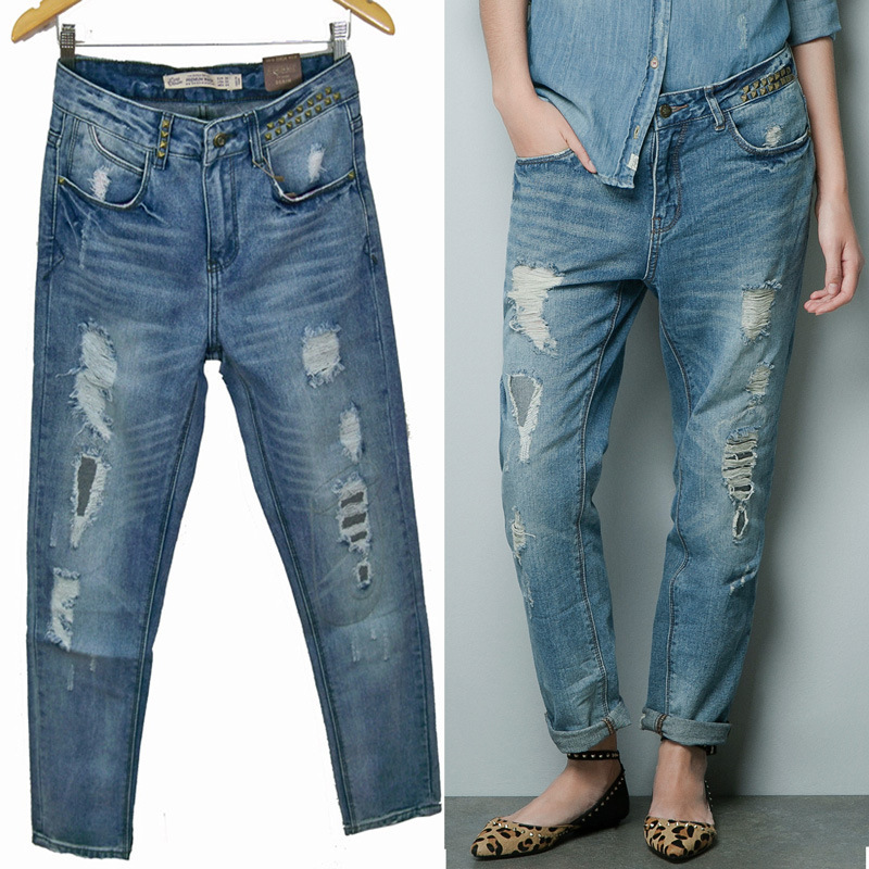 Compare Prices on Trf Denim Jeans- Online Shopping/Buy Low Price ...