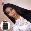 Super Brazilian Straight Virgin Hair Brazilian Hair Weave 4 Bundles Xuchang Alimice Hair Products Brazilian Virgin Hair