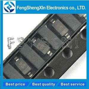 100pcs/lot 1N5819W 1206 S4 SOD123 B5819W IN5819 schottky barrier diode