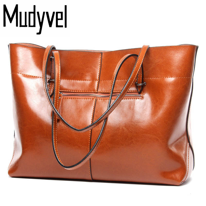 Genuine Leather Bags Ladies Real Leather Cowhide Women Handbags Casual Tote High Quality Large Capacity Female messenger bags 100% genuine leather women messenger bags nature cowhide ladies shoulder tote bags female handbags yx04