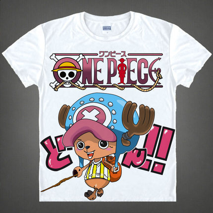 ONE PIECE THEMED T-SHIRT (31 VARIAN)
