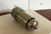 Car Charger Dual USB Max 5V/3.5A Metal Style