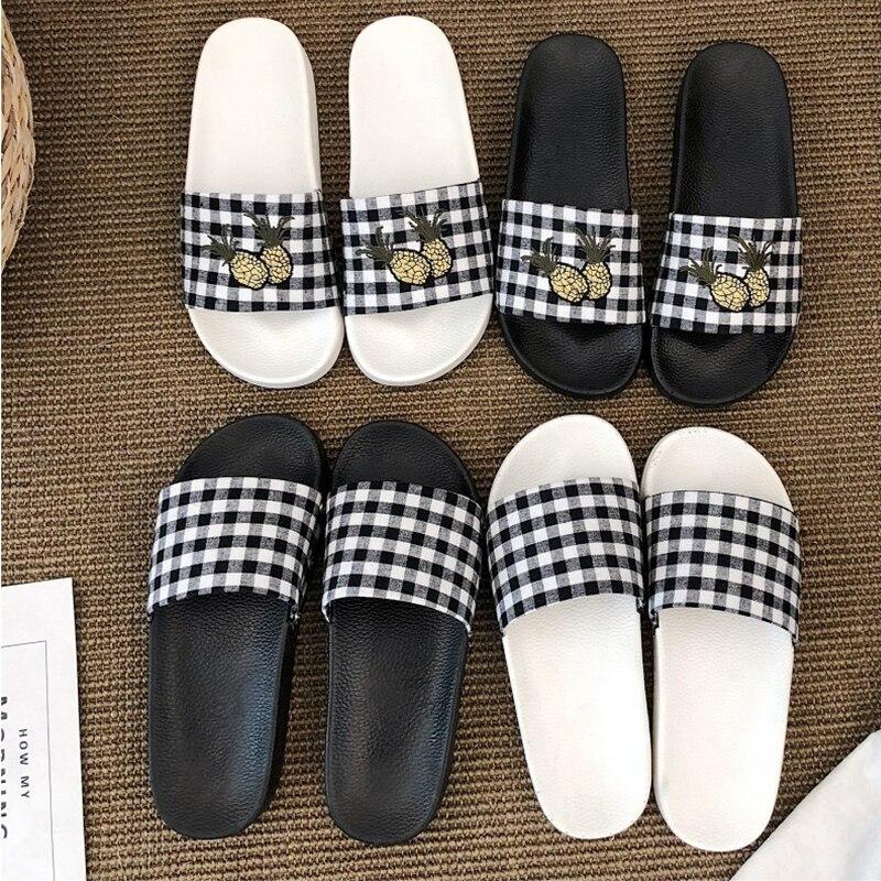 Moxxy Новые поступления Для женщин тапочки пляжные слипоны шлепанцы тапочки мягкие домашние шлепанцы Bling женская обувь женские туфли Mujer