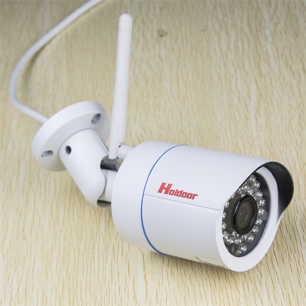 HD 1080P IP Camera Wireless Outdoor Camera Wifi Onvif 2.0.4 P2P H.264  Network IP66 Waterproof Security cctv system With SD Slot 2016 newest waterproof wireless h 264 720p ip camera wifi network onvif outdoor support 128gb sd card home camera epacket free