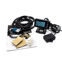 Car Modified Supercharged Display Universal EVC Turbocharged Controller Boost setting Pressure correction function