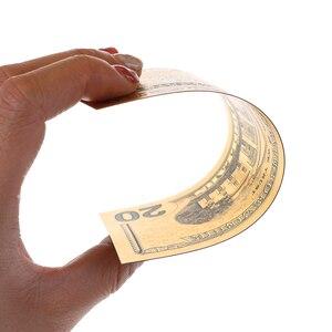 8 шт. набор банкнот коллекция горячая Распродажа цветные бумажные Банкноты евро Позолоченные бумажные деньги