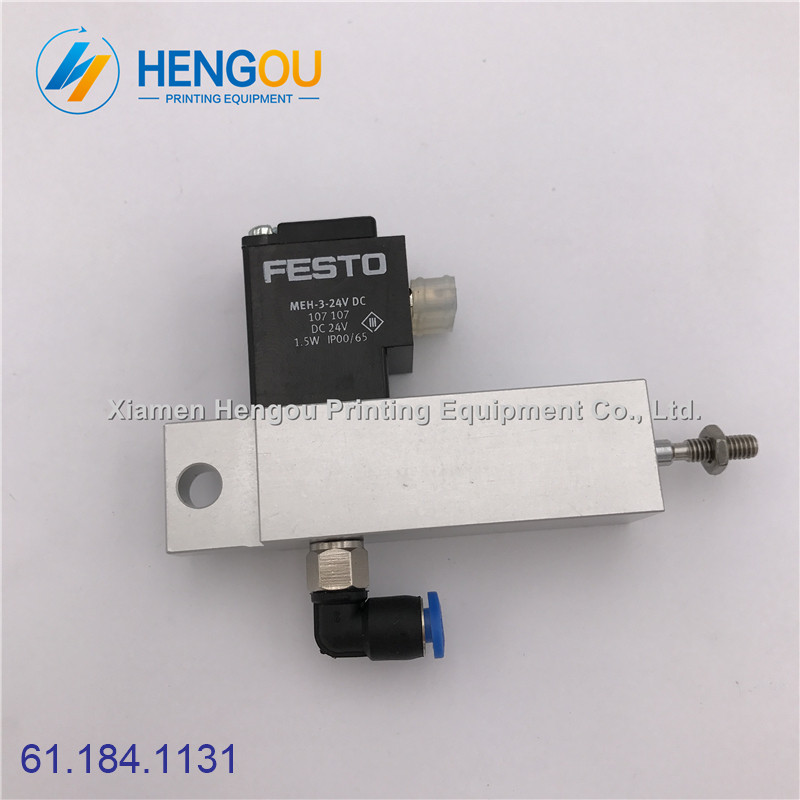 1 piece China post free shipping Hengoucn CD102 SM102 air cylinder 61 184 1131