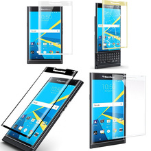 Fecoprior Priv 3D Curved Edge Full Cover Screen Protector Tempered Glass For BlackBerry Priv Black Berry Protective Film