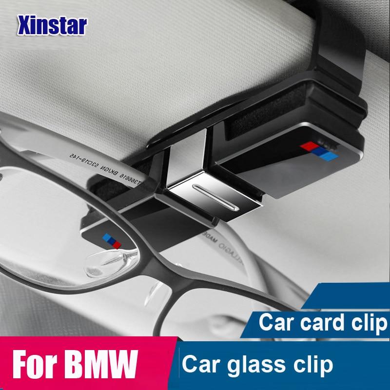 Online Shop New ABS Sunglasses Car Eyeglass Holder Smart Fortwo ...