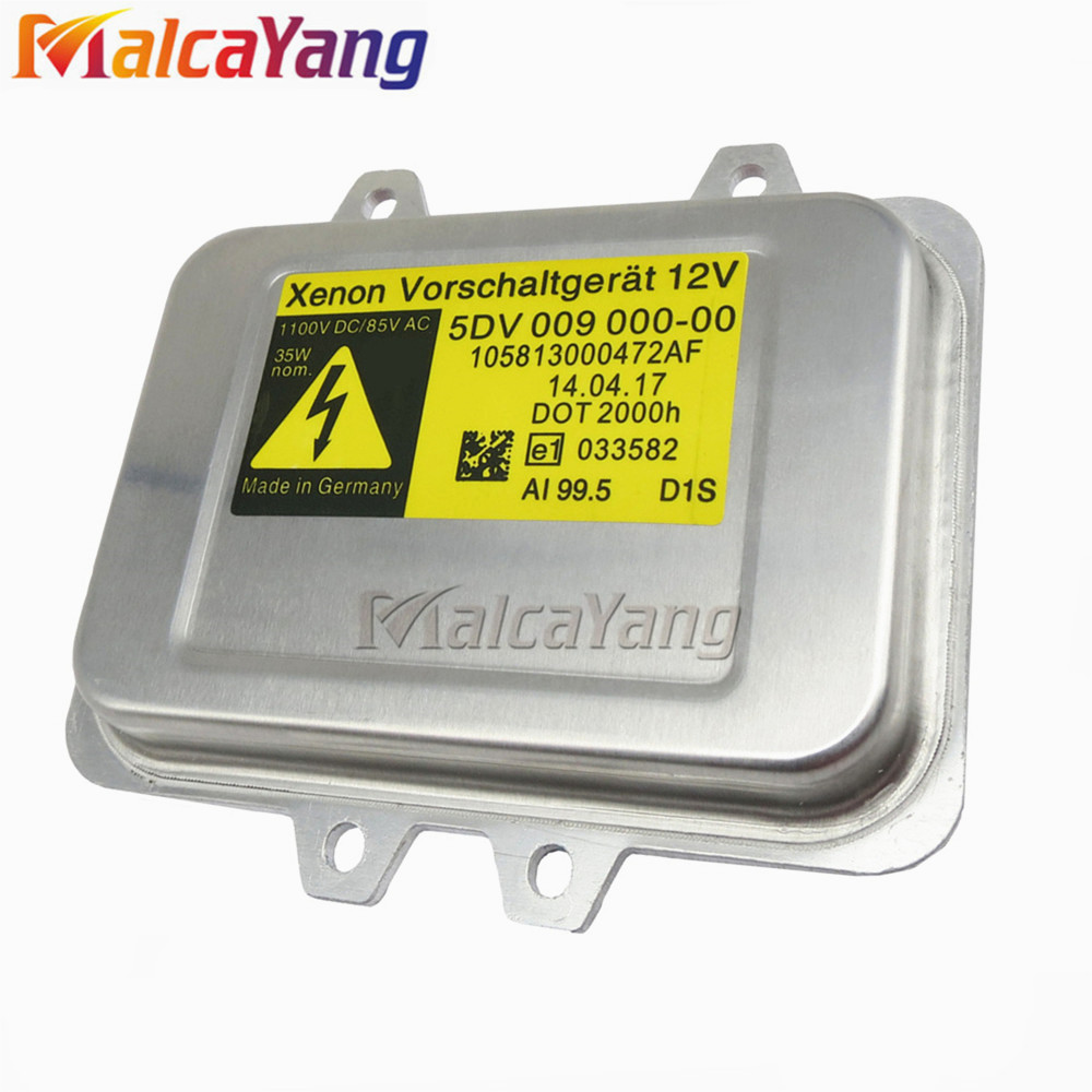 NEW 5DV009000-00 5DV00900000 Xenon Headlight BALLAST For BMW Ford MERCEDE-BENZ Land Rover HYUNDAI 12767670