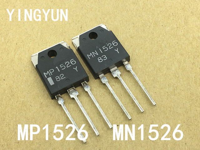10PCS/LOT =5pairs   MN1526 MP1526  new original