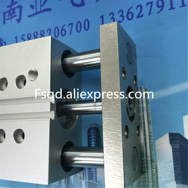 DFM-32-40-P-A-KF DFM-63-50-P-A-KF FESTO Pneumatic cylinder with guide bar air cylinder air tools  DFM series festo cylinder beijing festo pneumatic dsw 32 80 p a b sales order