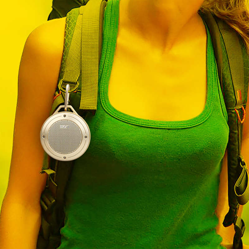 MIFA F10 extérieur sans fil Bluetooth 4.0 stéréo Portable haut-parleur intégré micro résistance aux chocs IPX6 étanche haut-parleur avec basse