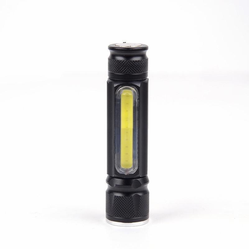 Lanternas e Lanternas tocha flash de luz bolso Cor : Preto