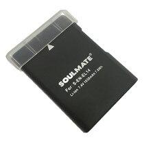 EN EL14 lithium battery EN EL14a font b Digital b font font b Camera b font
