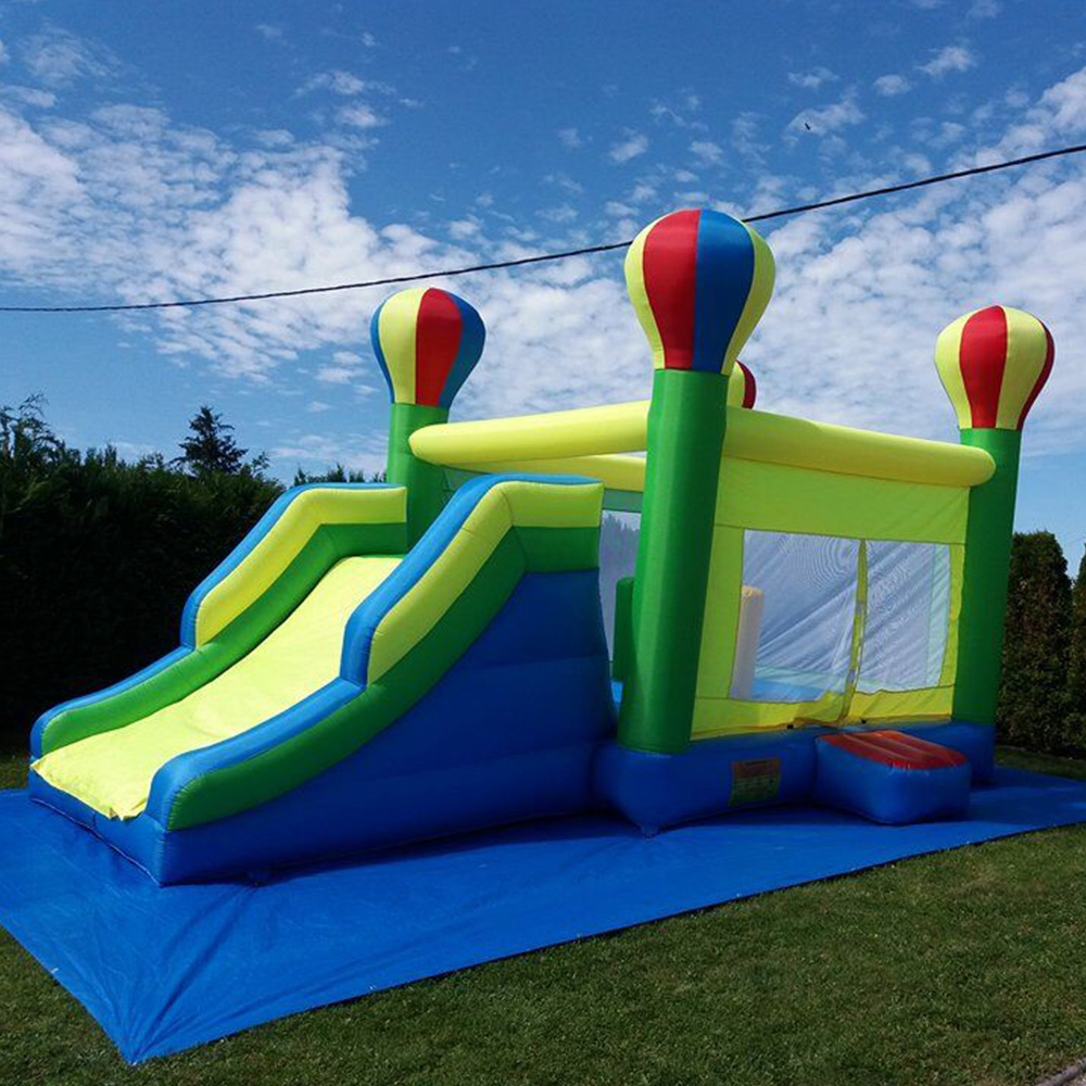 YARD Kids Bouncing Games Inflatable Bounce House Inflatable Bouncer Jumping Castle with Big Size for Party yard residential inflatable bounce house combo slide bouncy with ball pool for kids amusement