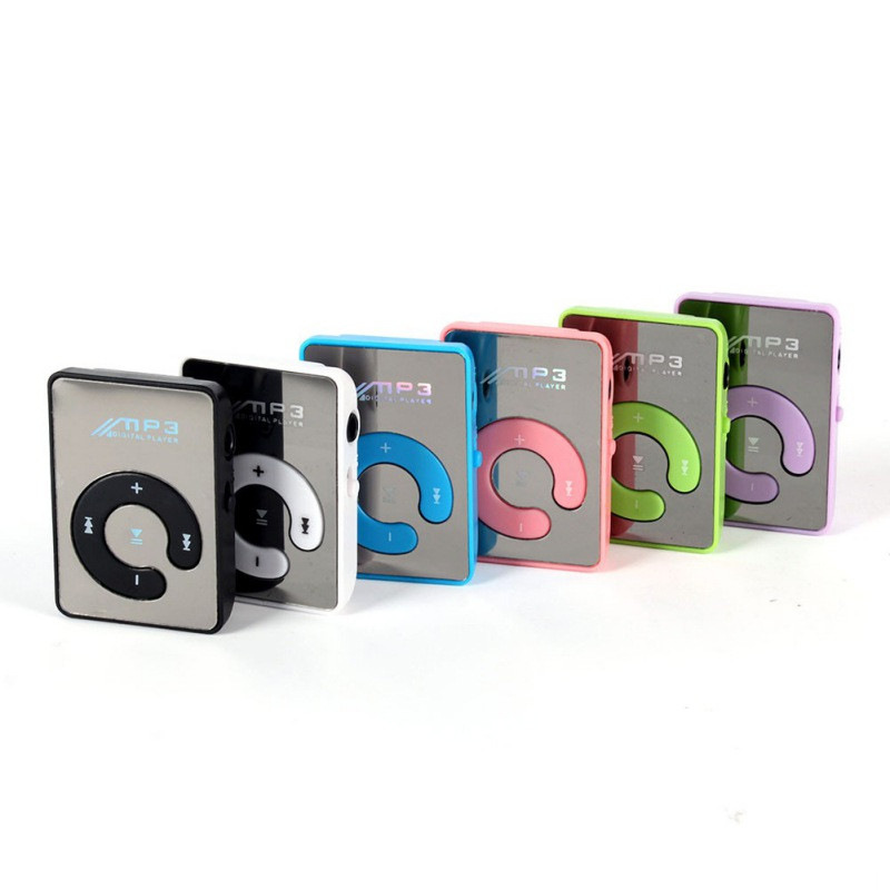 Mini USB MP3 Music Media Player Micro SD TF Card Up To 16GB MP3 Player