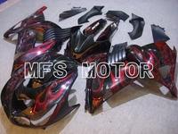 Для Kawasaki NINJA ZX14R 2006 2007 2008 2009 2010 2011 06 07 08 09 10 11 впрыска зализа ABS Наборы красные, черные мотоциклетные часть