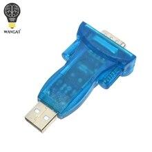 1 шт. HL-340 USB в RS232 COM порт Последовательный КПК 9 pin DB9 адаптер sup порт Windows7-64