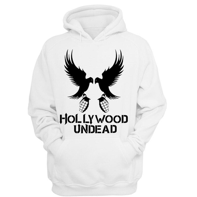 Hollywood undead 2019 camisola Hoodies Homens mulheres criativo 3D impressão em cores da moda Inverno Estilo quente Streetwear Roupas G2473