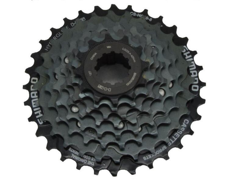 1PC Shimano CS-HG31-8 11-32T 8speed Cassette Mountain Bike MTB Cassette