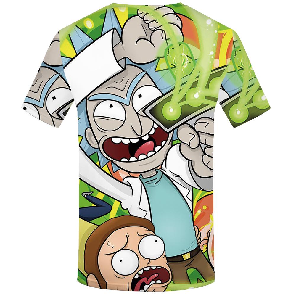 KYKU Brand Dragon Ball T Shirt 3d T-shirt Anime Men T Shirt Funny T Shirts Hip Hop 17 Japanese Mens Clothes Vintage Clothing 29