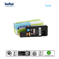befon with Chip Compatible CP105B 105 Cyan Toner Compatible for Xerox Phaser 6000 6010 WorkCentre 6015 Printer toner cartridge|toner cartridge|compatible toner cartridgestoner printer -