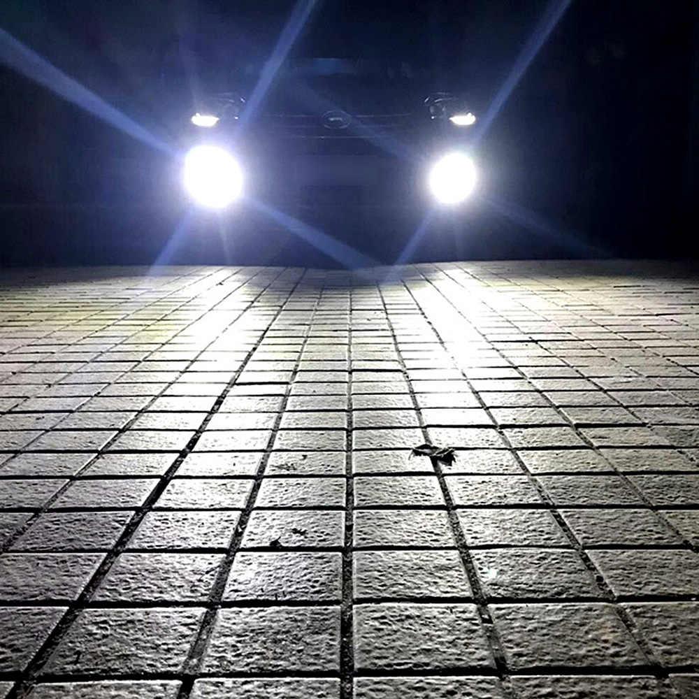 ANBLUB הכי חדש עיצוב H1 H7 H11 H4 LED מיני כפולה צבע רכב פנס 3000 K 6000 K אוטומטי פנס ערפל אור DC12V